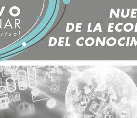 WEBINAR Ley de la Economía del Conocimiento: su aplicación páctica y puesta en funcionamiento